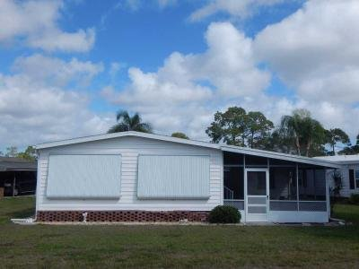 Mobile Home at 19108 Innis Brook Ct. North Fort Myers, FL 33903