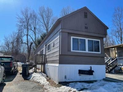 Mobile Home at 18 Maple Street Unit 33 Pepperell, MA 01463