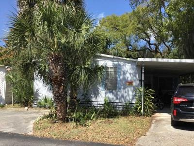 Mobile Home at 8515 N. Atlantic Ave. #6 Cape Canaveral, FL 32920