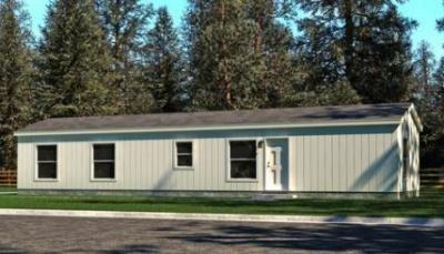 Mobile Home at 1413 Hawthorne Ave, Sp 37 Reedsport, OR 97467