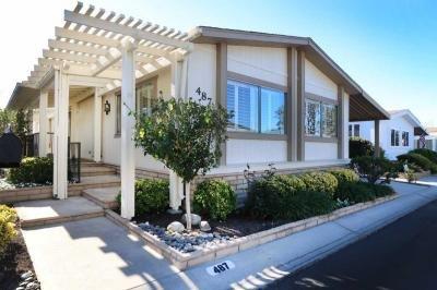 Mobile Home at 5200 Irvine Blvd., #487 Irvine, CA 92620
