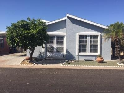 Mobile Home at 8865 E. Baseline Rd. #715 Mesa, AZ 85209
