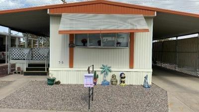 Mobile Home at 305 S. Val Vista Drive #56 Mesa, AZ 85204