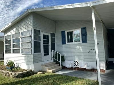 Mobile Home at 329 Killarney Cay Vero Beach, FL 32966