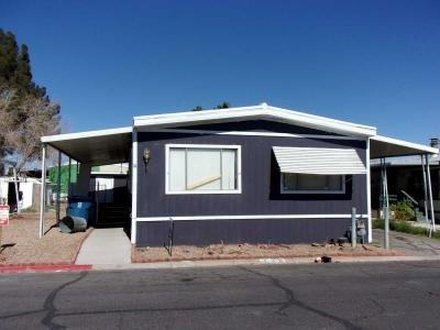 Mobile Home at 3751 S. Nellis Las Vegas, NV 89121