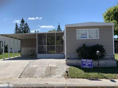 Mobile Home at 7112 81st Terrace #166 Pinellas Park, FL 33781