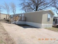 Photo 1 of 8 of home located at 4808 S Elwood Ave, Lot 174 Tulsa, OK 74107