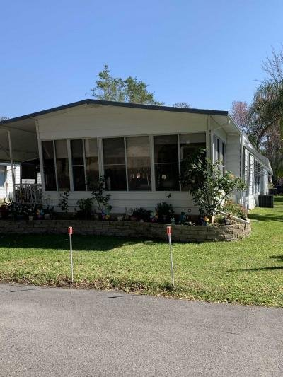 Mobile Home at 71 Cedar In The Wood Port Orange, FL 32129