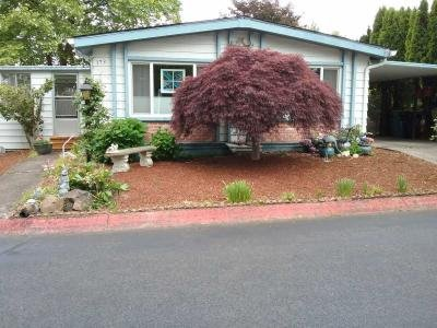 Mobile Home at 100 SW 195th Ave. #173 Beaverton, OR 97006