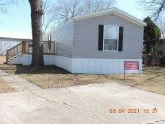 Photo 1 of 7 of home located at 4808 S Elwood Ave, Lot 172 Tulsa, OK 74107