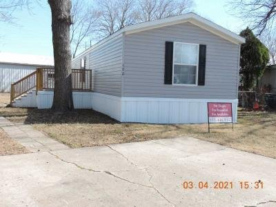 Mobile Home at 4808 S Elwood Ave, Lot 172 Tulsa, OK 74107