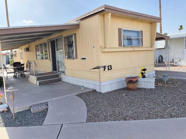 1964 Alma Mobile Home For Sale