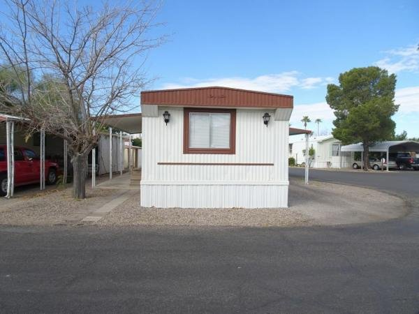 1981 Lamplighter Mobile Home For Sale