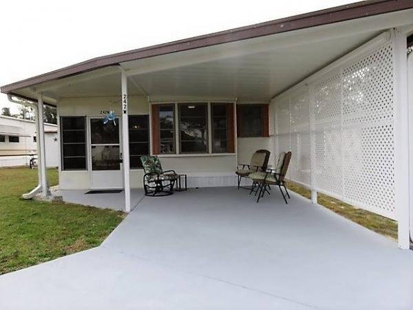 1983 MALL Mobile Home For Sale
