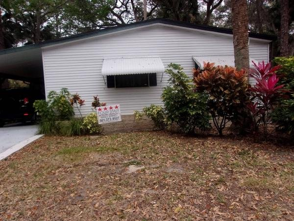 1987 PALM Mobile Home For Sale