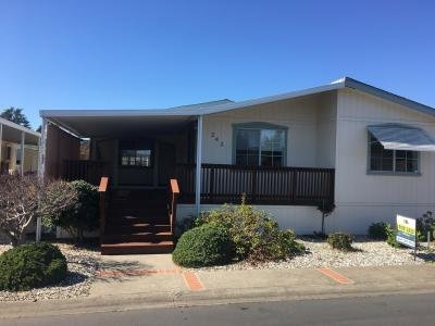 Mobile Home at 243 Clover Way Napa, CA 94558