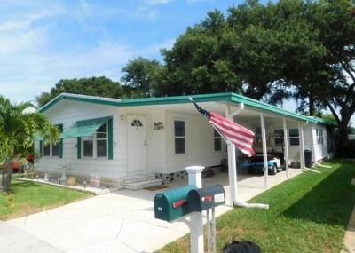 Mobile Home at 1001 Starkey Road, #107 Largo, FL 33771
