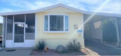 Mobile Home at 4675 S Harrison Rd Unit 161 Tucson, AZ 85730