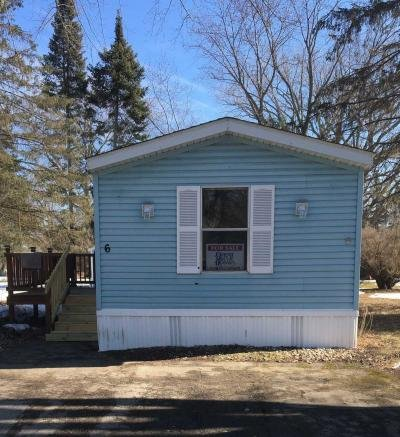 Mobile Home at W3130 E. Broadway Dr., #6 Freedom, WI 54913