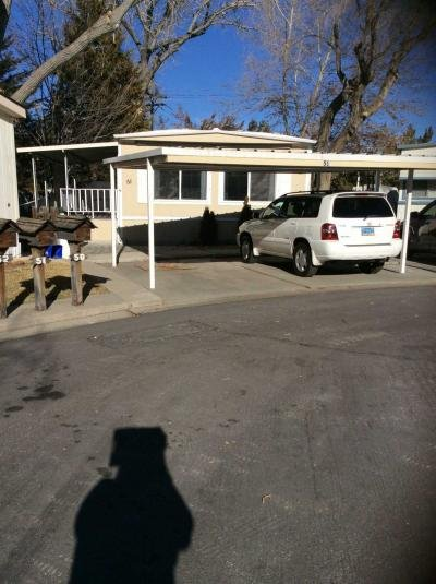 Mobile Home at 51 Shady Tree Lane Carson City, NV 89706