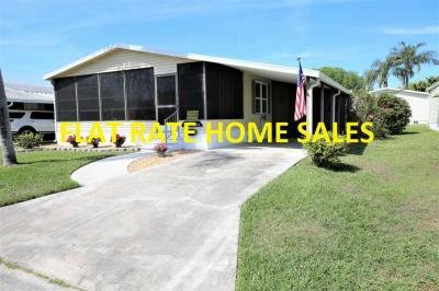 Mobile Home at 114 Bimini Cay Vero Beach, FL 32966