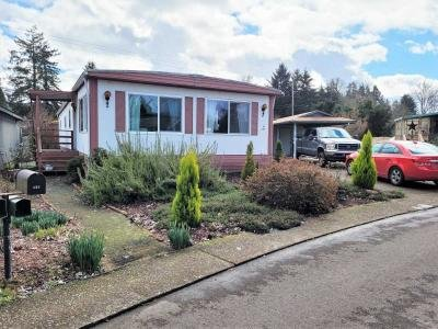 Mobile Home at 77500 S Sixth Street, Sp. #a-47 Cottage Grove, OR 97424