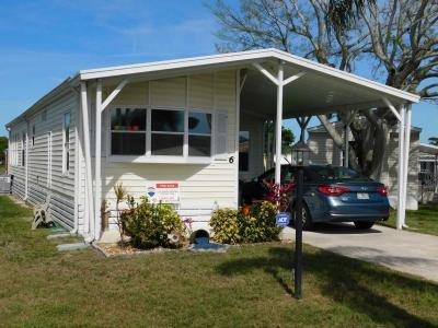 Mobile Home at 6 Seville Ln Port Saint Lucie, FL 34952