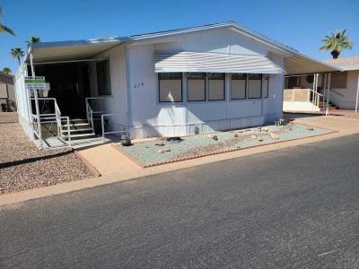 Mobile Home at 11101 E University #226 Apache Junction, AZ 85120