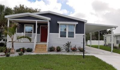 Mobile Home at 7300 20th Street #406 Vero Beach, FL 32966