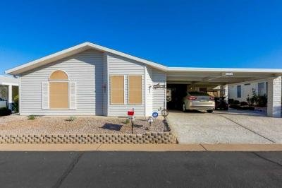 Mobile Home at 215 N Power Rd, Unit 468 Mesa, AZ 85205