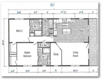 Mobile Home at 1110 North Henness Rd. #2291 Casa Grande, AZ 85122