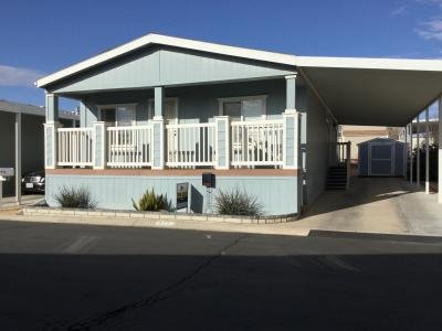 Mobile Home at 13393 Mariposa Road #116 Victorville, CA 92392