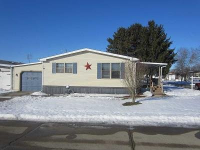 Mobile Home at 601 Rainbow Ct. Anderson, IN 46013
