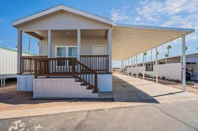 Mobile Home at 10540 E. Apache Trail #156 Apache Junction, AZ 85120