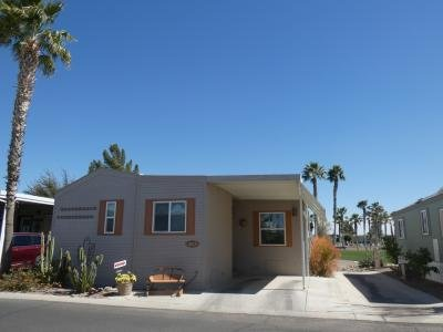 Mobile Home at 1110 North Henness Rd. #1759 Casa Grande, AZ 85122