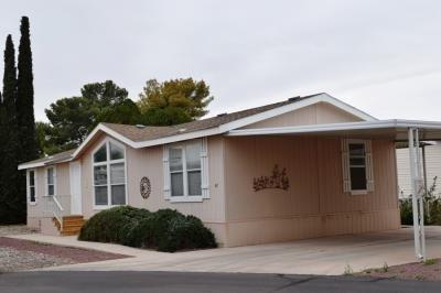 Mobile Home at 2121 S. Pantano Rd #52 Tucson, AZ 85710