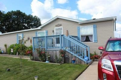 Mobile Home at 458 White Willow Dr. Flint, MI 48506