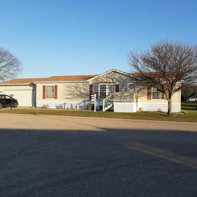 Mobile Home at 2113 B&o Railroad Elkhart, IN 46514