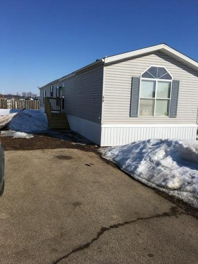 Mobile Home at 1006 21st Street #68 Brodhead, WI 53520