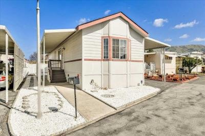 Mobile Home at 60 Wilson Way #81 Milpitas, CA 95035