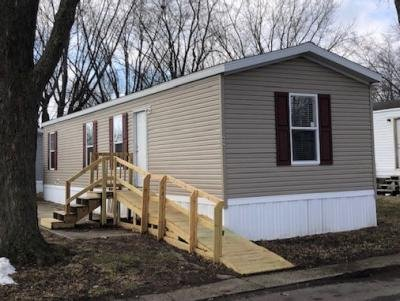 Mobile Home at 2501 N. Apperson Way Lot 69 Kokomo, IN 46901