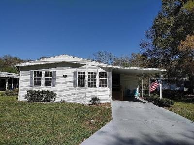 Mobile Home at 4739 NW 20th Street Ocala, FL 34482