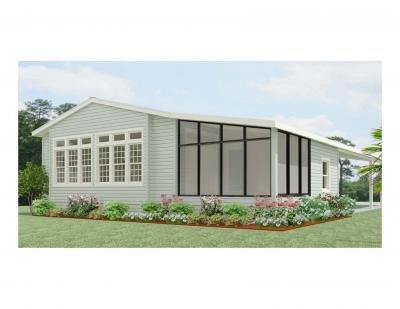 Mobile Home at 1995 Douglas Lane Lot 296 Tarpon Springs, FL 34689
