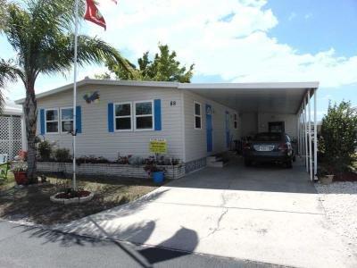 Mobile Home at 88 Captiva Nokomis, FL 34275