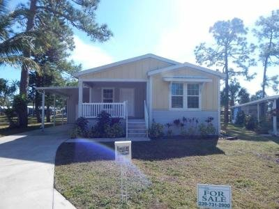 Mobile Home at 19288 Green Valley Ct North Fort Myers, FL 33903