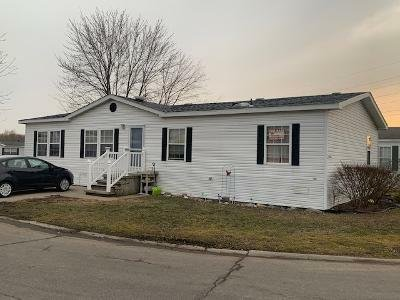 Mobile Home at 21166 Le Havre Drive Macomb, MI 48044