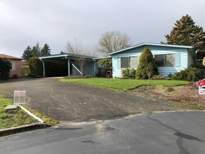 Mobile Home at 1602 NE Riverside Dr #78 Mcminnville, OR 97128