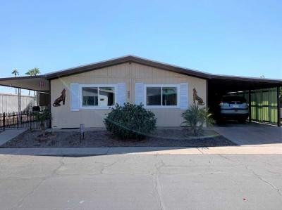 Mobile Home at 8103 E Southern Ave #246 Mesa, AZ 85209