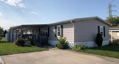 Mobile Home at 30630 Drouillard Rd. Lot #377 Walbridge, OH 43465