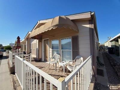 Mobile Home at 650 N. Hawes Rd. #4606 Mesa, AZ 85207